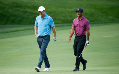 How Peyton Manning Helped Tiger Woods Reclaim His No. 1 Ranking