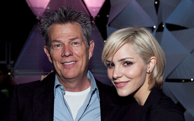David Foster & Katharine McPhee Net Worth