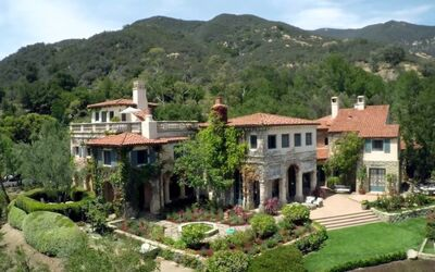 Oprah Winfrey Pays $6.85 Million For Neighbor Jeff Bridges's Ranch