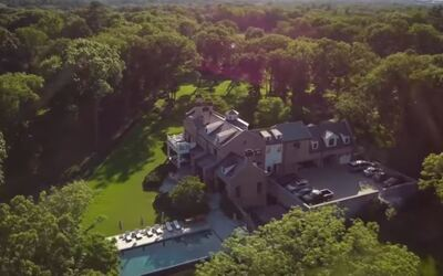 Take A New Video Tour Of Tom Brady And Gisele Bündchen's Almost $34 Million Mansion