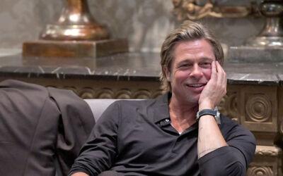 Brad Pitt Spent Summer Volunteering At Housing Projects In LA Neighborhood Of Watts
