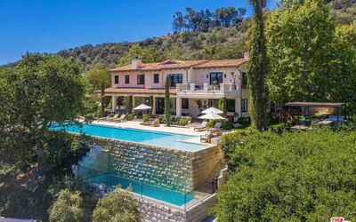 Justin Timberlake And Jessica Biel Want $35 Million For Their Hollywood Hills Mansion