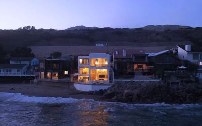 Pink Wants $15 Million For A Malibu Mansion She Bought Three Months Ago For $14 Million