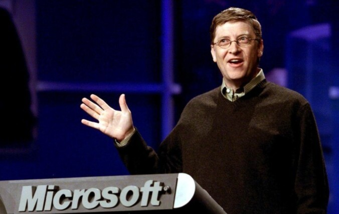 The Moment In 1999 When Bill Gates' Net Worth Briefly Topped $140 Billion