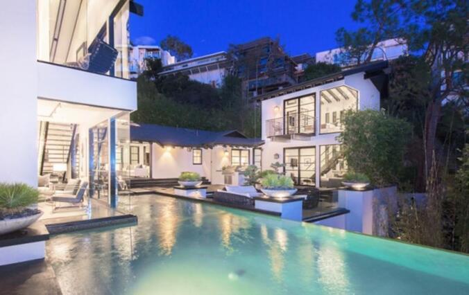 DJ Calvin Harris Putting Sweet Hollywood Hills Home On Market For $9.995 Million