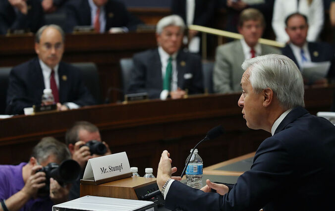 Outed Wells Fargo CEO Sold Millions In Company Stock In Advance Of Fraud Revelations