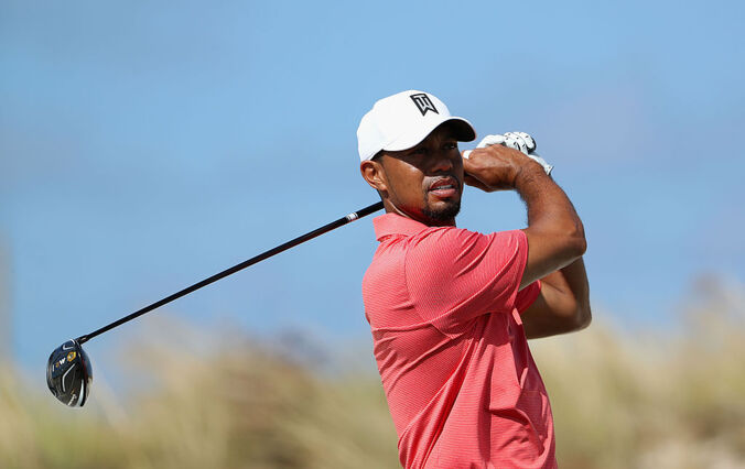 Tiger Woods Has A Beastly New Sponsorship, And It's Really Making Some Noise