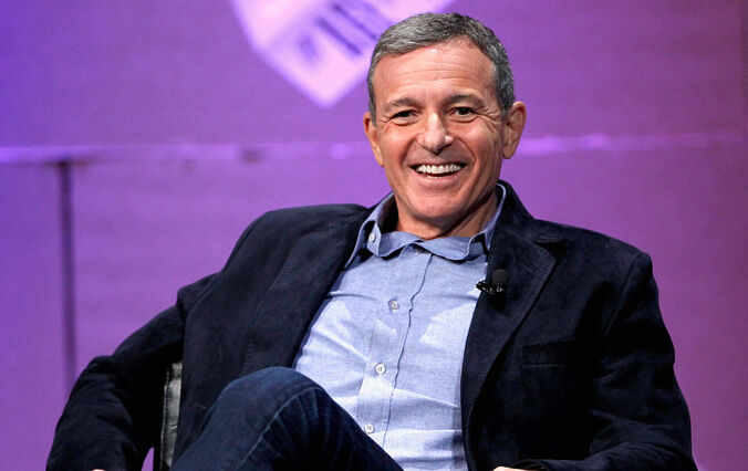 Disney CEO Bob Iger Pulled In Almost $44 Million In 2016 - Down From The Year Before
