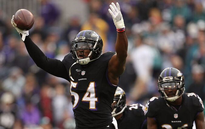 Ravens Linebacker Zach Orr Is Retiring For Medical Reasons And Therefore Gives Up Millions Of Dollars