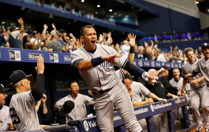 The Yankees Are Paying Alex Rodriguez More Than $100,000 Per Day Not To Play... So They Invited Him To Spring Training