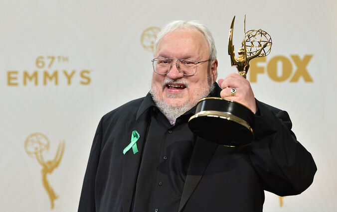 George R.R. Martin Makes $25M A Year, But Lives A Modest Life