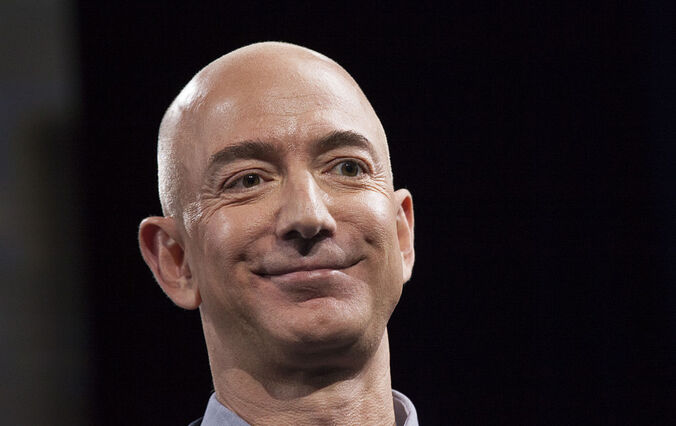 Jeff Bezos Is Now The Richest Person On The Planet