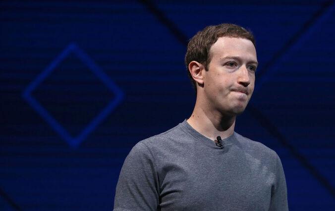 Mark Zuckerberg's Net Worth Drops $6 Billion In Response To Facebook Data Scandal