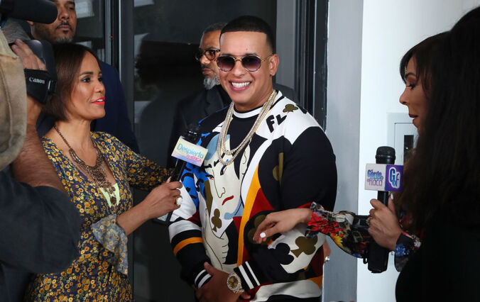 Daddy Yankee Says $2M Worth Of His Jewelry Was Stolen By Someone Impersonating Him
