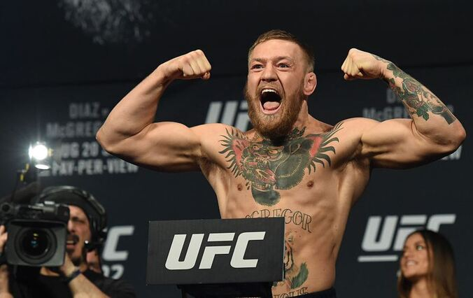 Conor McGregor Has Signed A (Reportedly) Enormous Eight-Fight Deal With The UFC