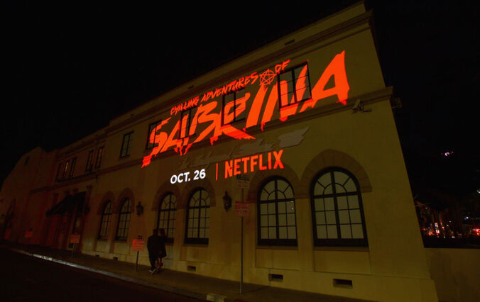 """Satanic Temple Sues Netflix For $150M Over Unauthorized Use Of Statue In 'Sabrina"""""""