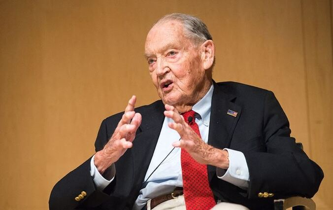 Vanguard Founder Jack Bogle Gave Billions So Countless Regular Investors Could Get Rich. RIP