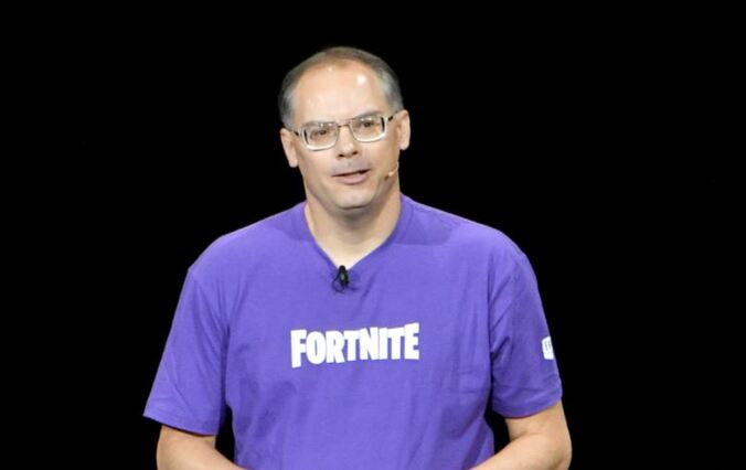 Fortnite CEO Tim Sweeney's Net Worth Has Risen From $100 Million To $1 Billion To $8 Billion In Under A Year