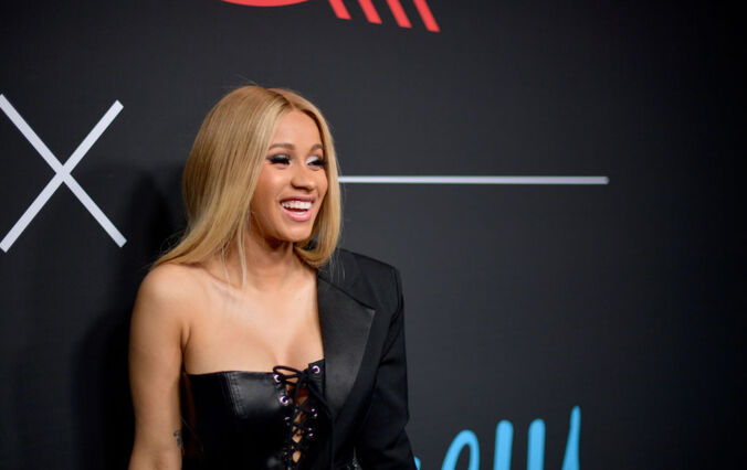 Cardi B Once Bought A Lamborghini With $500,000 In Cash