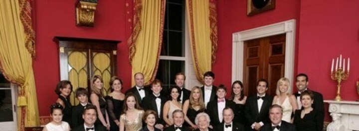 Bush Family Net Worth