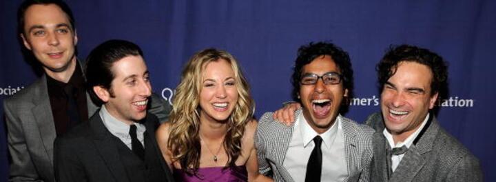 Big Bang Theory Stars Want Explosive $4.2M Raise