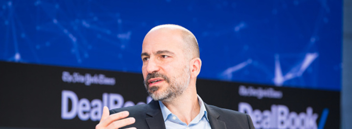 Dara Khosrowshahi Net Worth