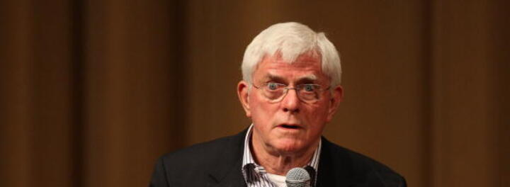 Phil Donahue Net Worth