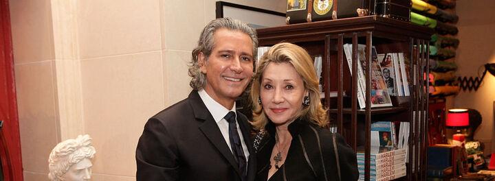 Susan and John Gutfreund House