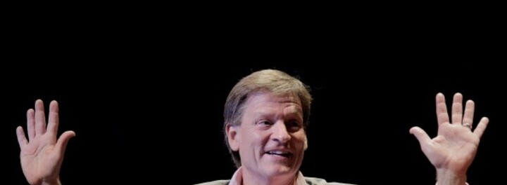 Michael Lewis Net Worth