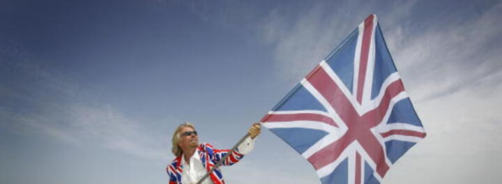 Richard Branson's Four Private Islands