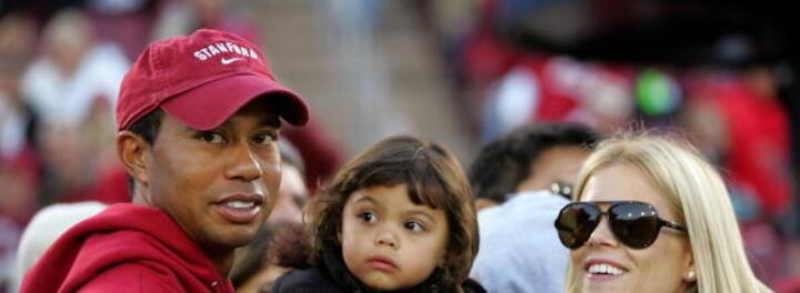 Tiger Woods & Elin Nordegren's New Separate Homes and Divorce Settlement