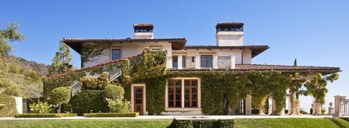 Heidi Klum and Seal's Home:  A $14 Million Symbol of a Formerly Solid Marriage