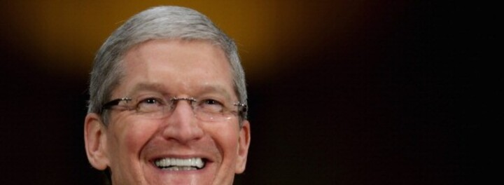 Apple CEO Tim Cook Made $119 Million Yesterday