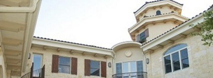 Matthew McConaughey's Home: Engagment Ring?  Check!  $4.9 Million Mansion?  Check!