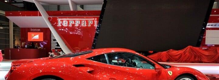 'Shark Tank' Star Robert Herjavec Crashes $350k Ferrari