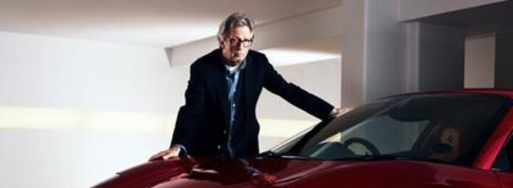 Eric Clapton's Car