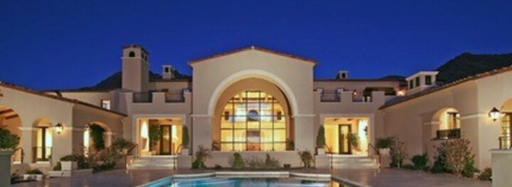 Bret Michaels' House:  A Rockin' Potential New Pad for a Perpetual Rock Star
