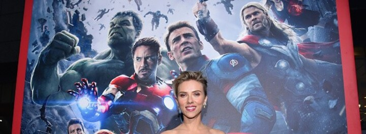 Scarlett Johansson To Make Record-Breaking $20M For Avengers Sequel