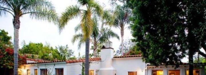 Marilyn Monroe's Home: Her $3.5M Final Resting Place