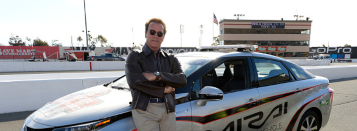 Arnold Schwarzenegger's Car:  The Terminator Drives a Tank (Why Is That Not Surprising?)