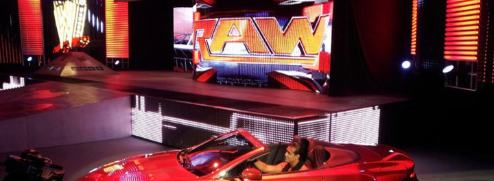 Alberto Del Rio's Car:  No Matter What You Call Him, the Dude Clearly Has Excellent Taste in Vehicles