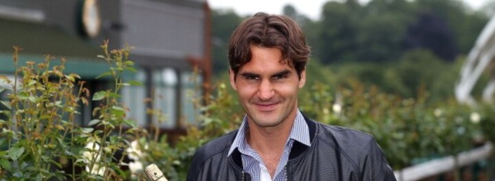Roger Federer Signs $30 Million Champagne Deal