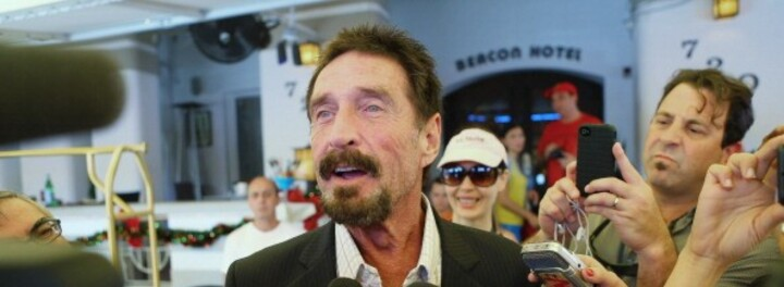 John McAfee: From $100 Million Fortune to Fugitive Murder Suspect