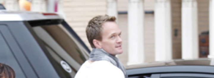 Neil Patrick Harris' Car:  A Child Star Who Actually Came Out Okay.  He Even Drives a Responsible Vehicle!