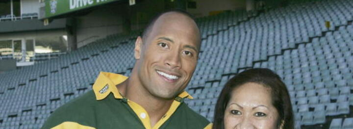 The Rock Gives Mother Heartwarming Christmas Gift