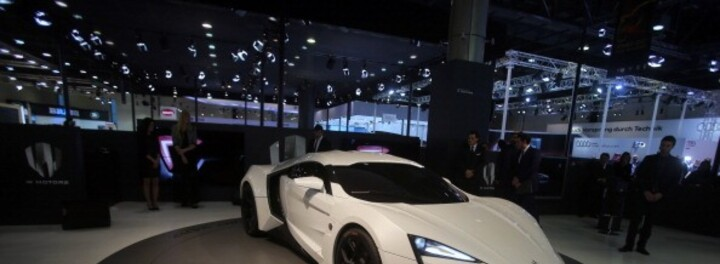 LykanHypersport: The New Most Expensive Car In The World