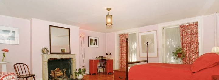 Chloe Sevigny's House:  The Indie Darling Moves Out of the Quintessential East Village Apartment