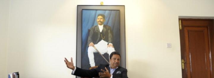 Binod Chaudhary Net Worth