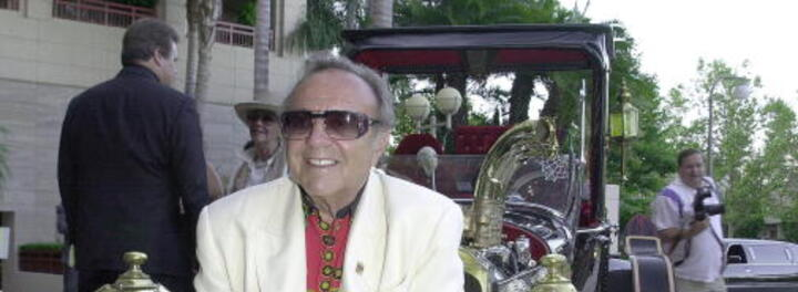 George Barris Net Worth
