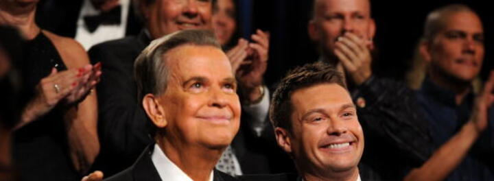 Ryan Seacrest Will be a Billionaire Thanks to Dick Clark